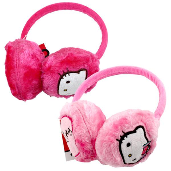 classique chic premier coup d'oeil large sélection Cache oreilles Hello Kitty enfant