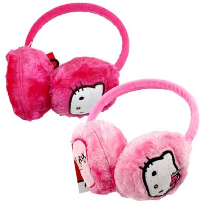 Cache oreilles Hello Kitty enfant