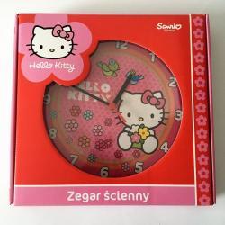 Horloge Hello Kitty le top dans une chambre enfant