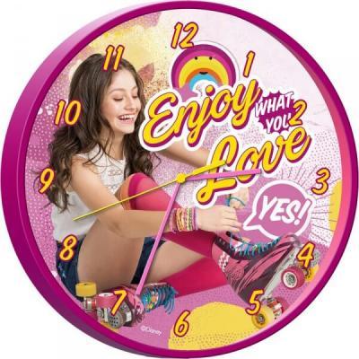 Horloge Soy Luna sous licence Disney