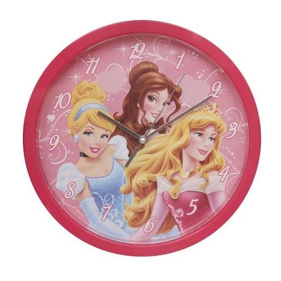 Horloge princesses disney