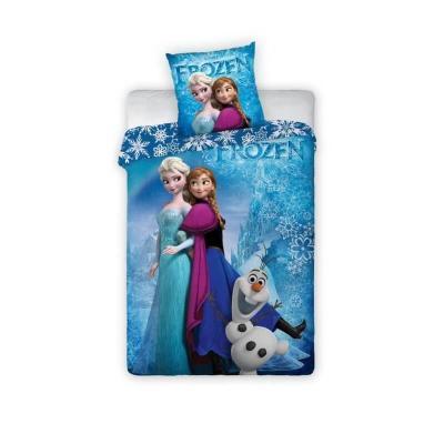 Housse de couette La reine de neiges - Taie d oreiller la reine des neiges