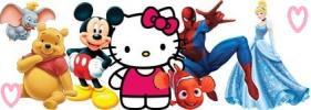Tous les héros enfants - Idées cadeaux