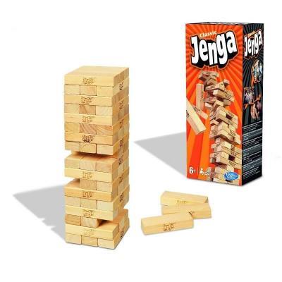 Jenga hasbro gaming le jeu de societe