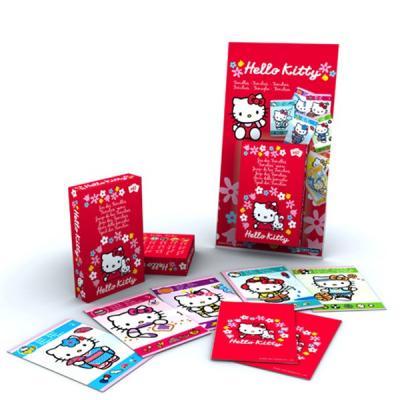 Jeu de 7 familles Hello Kitty - Idée cadeau enfant
