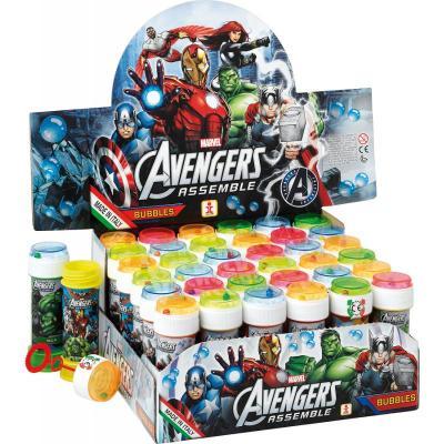 Jeu de bulles de savon Avengers Marvel