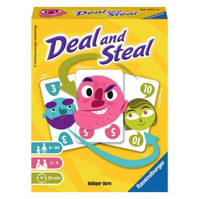 Deal and Steal Ravensburger
