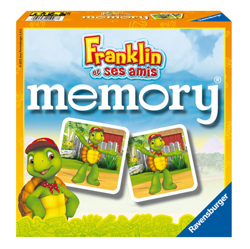 Jeu de societe grand memory franklin jouet ravensburger 2