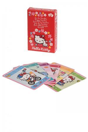 Jeu de 7 familles Hello Kitty