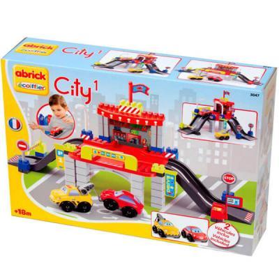 Garage Abrick City avec 2 véhicules