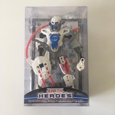 Robot héros de l'espace version 1