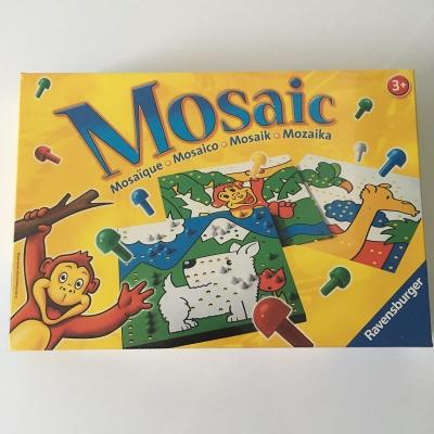 Grand kit mosaïques par picots Ravensburger