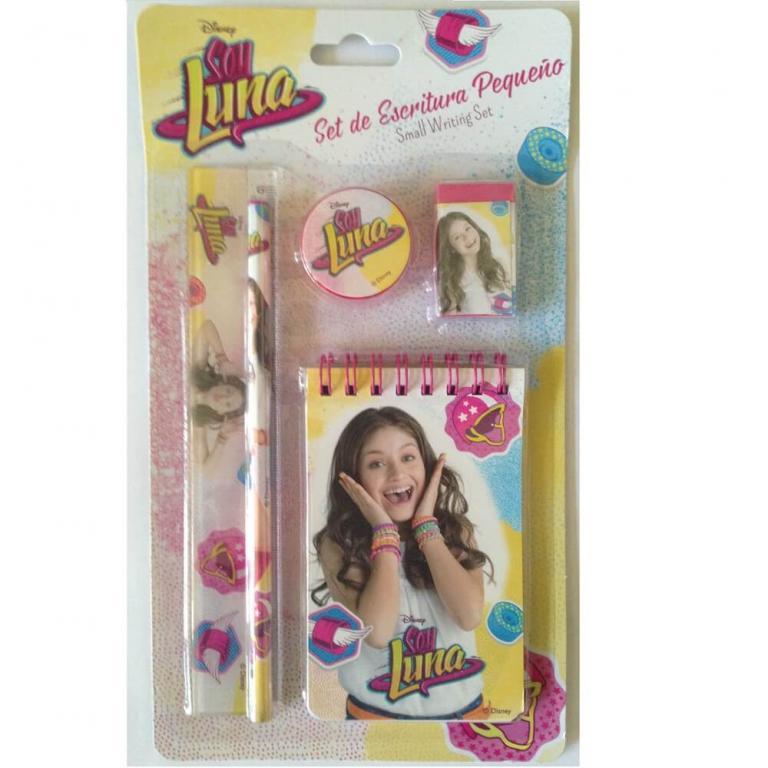 Tapis Chambre Bebe Vintage : Kit papeterie Soy Luna  Une belle idée de cadeau sous licence Disney