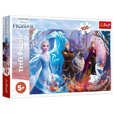 Puzzle La reine des neiges 2 100 pièces Trefl