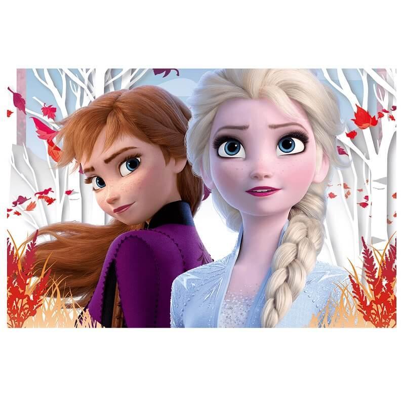 La reine des neiges 2 puzzle 60 pieces