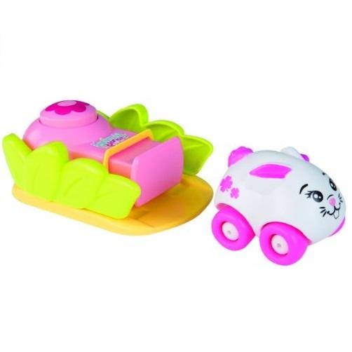 Lanceur fleur animal planet smoby idee cadeau jouet fille