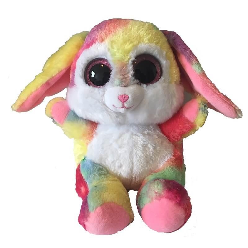 Lapin peluche maxi animotsu fashion keel toys