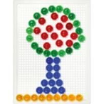 Mosaïque arbre - Loisirs créatifs enfant
