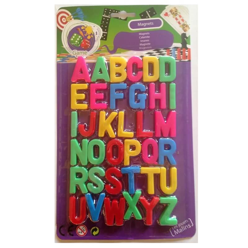 Lettres magnetiques enfant apprendre a ecrire