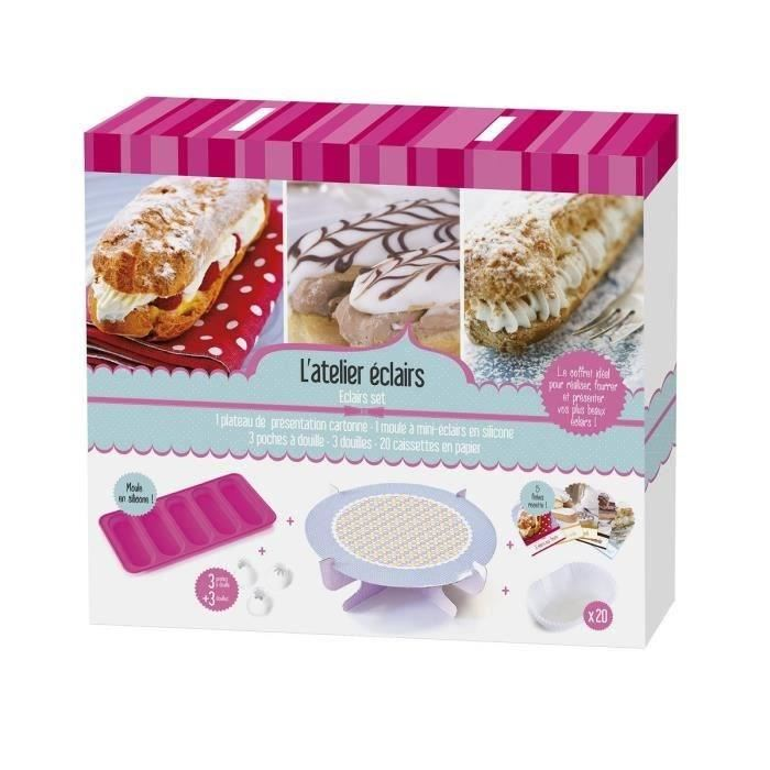 Lily cook coffret eclairs