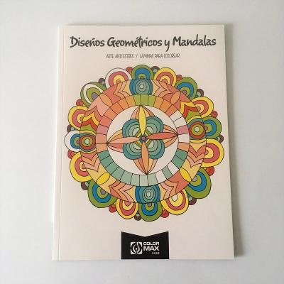 Mandala dessins géométriques 24 dessins format A4