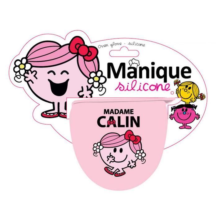 Manique en silicone monsieur madame rose madame calin