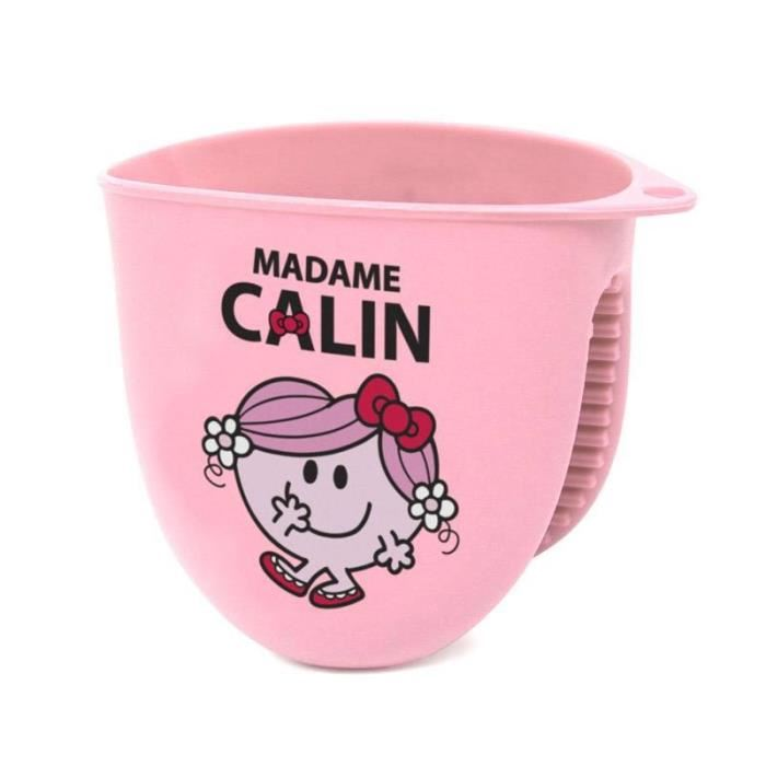 Manique silicone madame calin