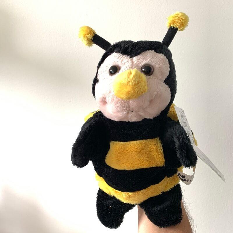 Marionnette abeille