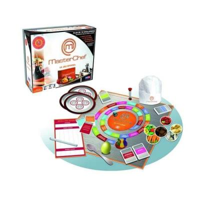 Jeu MasterChef - Le jeu officiel TF1 games
