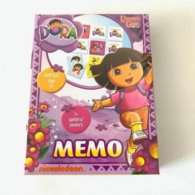 Memory Dora l'exploratrice
