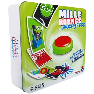 Mille Bornes Buzz and Speed