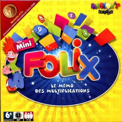 Mini Folix - Le jeu de société éducatif