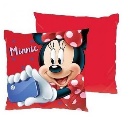 Minnie coussin enfant imprime 35x35 cm disney