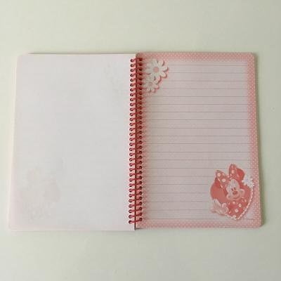 Minnie disney carnet 50 feuilles