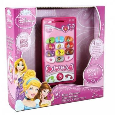 Mon premier smartphone disney princesses