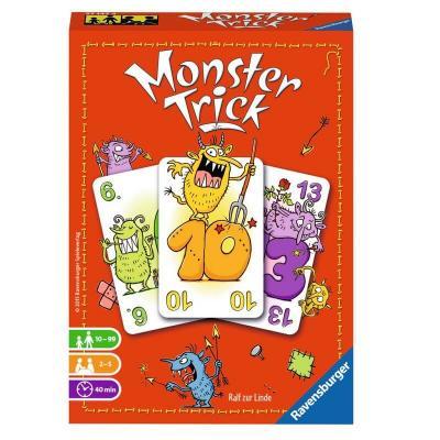 Monster Trick Ravensburger - Le jeu de société