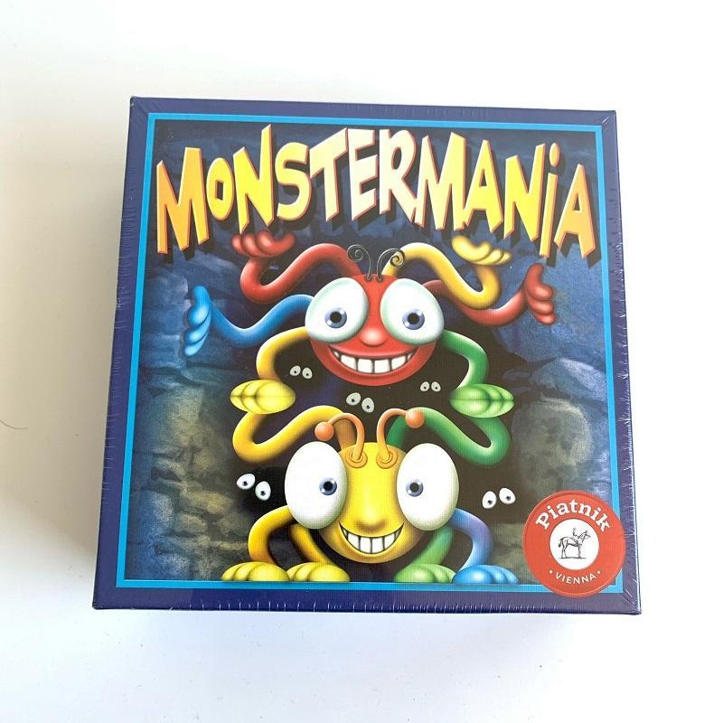 Monstermania le jeu de societe