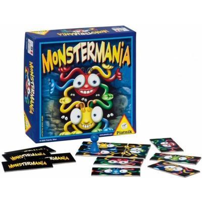 Monstermania Le jeu de société