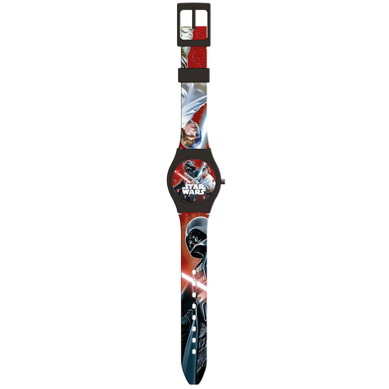 Montre star wars analogique disney