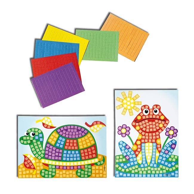Mosaiques grenouille 2