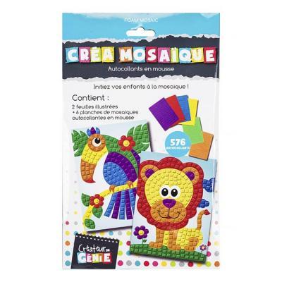 kit création de mosaïques pour les enfants
