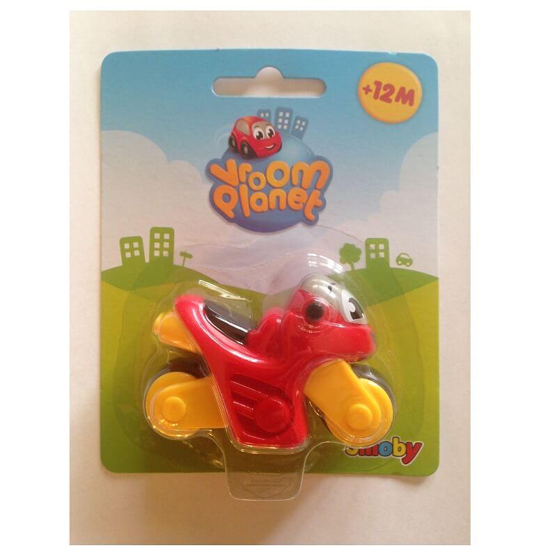 Moto vroom planet enfant des 12 mois jouet smoby enfant