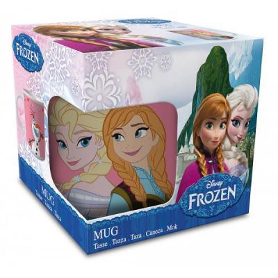 Mug La Reine des neiges avec Elsa et Anna