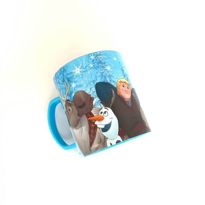 Mug la reine des neiges disney