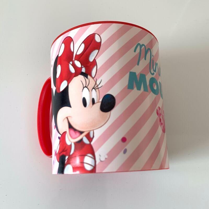 Mug plastique minnie disney enfant