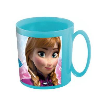 Mug plastique reine des neige 2