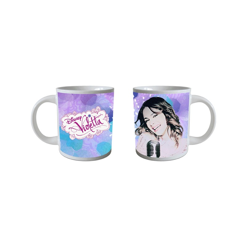 Mug tasse violetta disney cadeau enfant