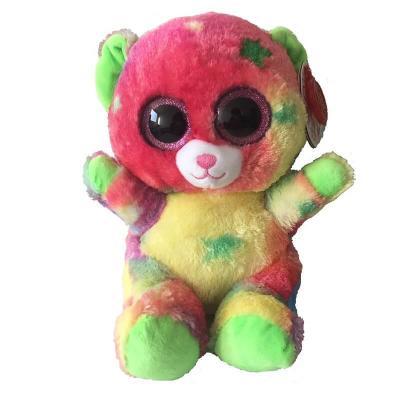 Peluche ours aux gros yeux MAXI Animotsu Fashion Keel Toys