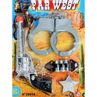 Panoplie de cowboy Far West