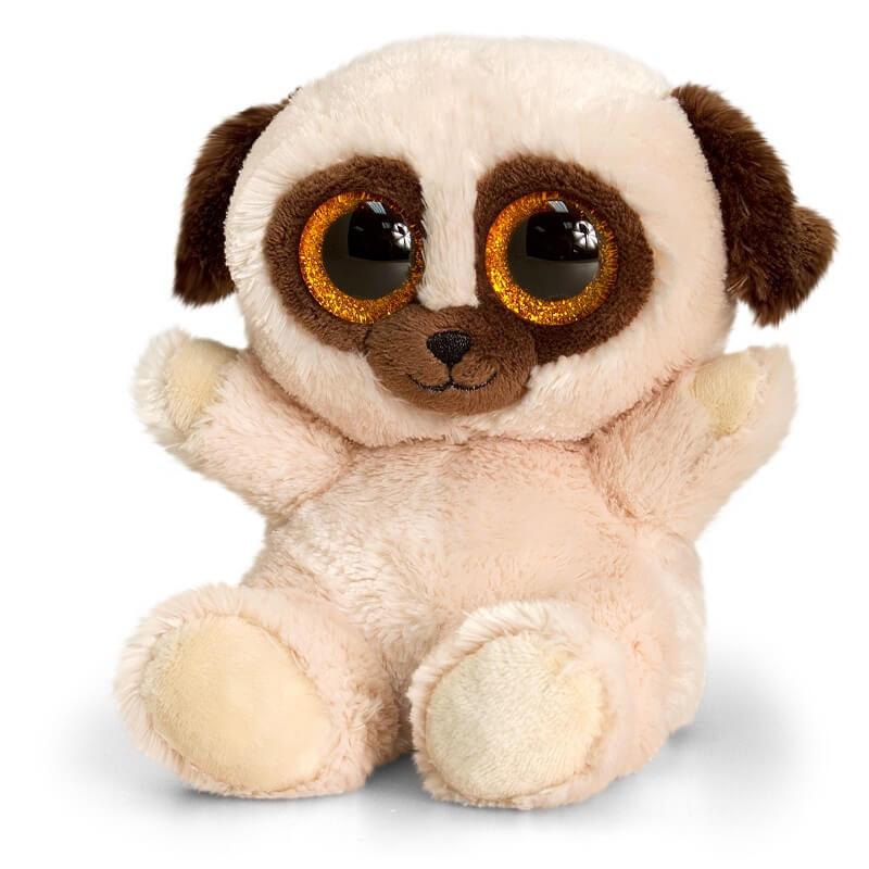 Peluche chien aux gros yeux pleine de douceur keel toys - Jeux de toutou a gros yeux ...